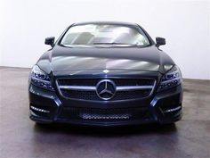 2014 Mercedes-Benz CLS-Class CLS550 CLS550 4dr Sedan Sedan 4 Doors Gray for sale in Riverside, CA Source: http://www.usedcarsgroup.com/used-mercedes_benz-cls_class-for-sale