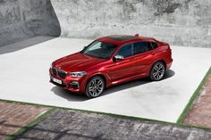 BMW at the 88th Geneva International Motor Show 2018. World premiere for the new BMW X4