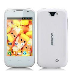 "Android Phones - 1-3 Inch Android Phones 13995 - Android 4.2 del teléfono ""DOOGEE Collo 2 DG120"" - 3.5 pulgadas HVGA pantalla 480x320, MT6572 1GHz Dual Core CPUPrecio 72,62 €"