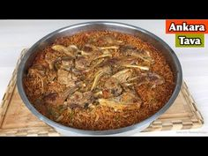Paella, Recipies, Ankara, Ethnic Recipes, Food, Youtube, Recipes, Rezepte, Food Recipes