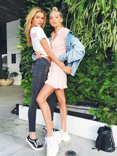 Victoria's Secrets models range from Bella Hadid to Elsa Hosk, Alessandra Ambrosio to Leomie Anderson. Here's who we follow on Instagram, and why.