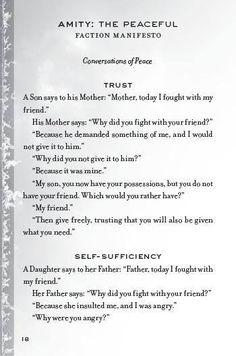 Amity Manifesto (1/3)