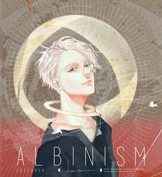 ALBINISM by asml30
