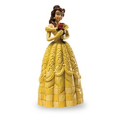 Figurine musicale Belle Jim Shore Disney Traditions