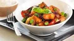 Lakse wok
