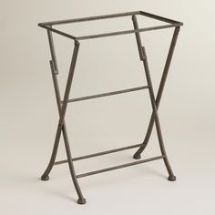 http://www.worldmarket.com/product/butler tray stand.do?