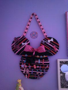 Tori's, Minnie bow board!
