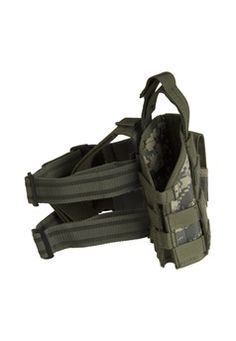 ACU Double Strap Drop Leg Holster | Buy Now at camouflage.ca