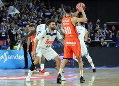 El papel de Jeff Taylor lo hemos ido conociendo a través de estas dos temporadas que ha pasado en el Real Madrid, sin embargo, en su actuación ante Valencia Basket cuajó uno de sus mejores partidos con la camiseta blanca.