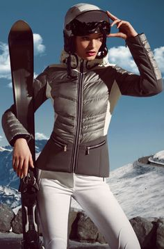 Women's ski wear | Winter fashion