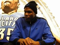 (Video) : Kevin Durant Laughed at by ESPN Reporter After Saying, 'Thank you Jesus,