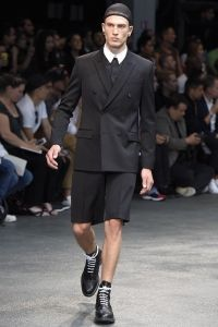 GIVENCHY BY RICCARDO TISCI 2015 SS PARIS MENS RTW 1