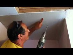 How to Repair Drywall Ceiling Water Damaged Drywall