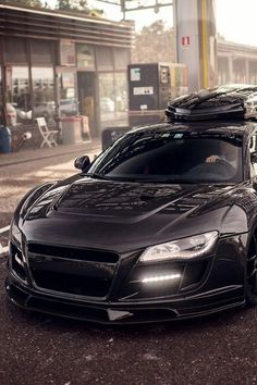 ◆ Visit ~ MACHINE Shop Café ◆ ❤ Best of Audi @ MACHINE... ❤ (Audi PPI Razor GTR R8 Coupé)