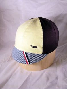 Cycling Cap Country Club '83. via Etsy.