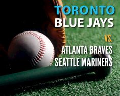 $14 and Up for a Ticket to the Toronto Blue Jays vs. Atlanta Braves on April 17-19, 2015 OR vs. Seattle Mariners on May 22 - 24, 2015 at the Rogers Centre Rogers Centre, Toronto Blue Jays, Seattle Mariners, Atlanta Braves, Ticket, Sports, Sport