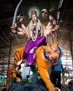 Durga Ji, Saraswati Goddess, Kali Goddess, Maa Durga Photo, Maa Durga Image, Navratri Puja, Lord Shiva Statue, Durga Painting, Kali Hindu