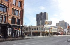 , north of Gloucester St. Downtown Toronto, Gloucester, Street View