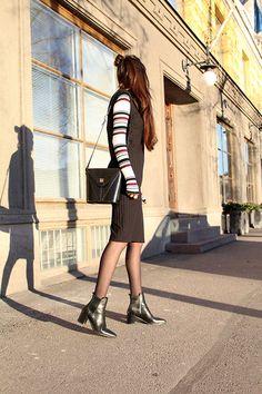 More looks by Paz  Halabi Rodriguez: http://lb.nu/pazhalabirodriguez  #casual #minimal #street #blogger #newpost #santiago #chile #barcelona #madrid