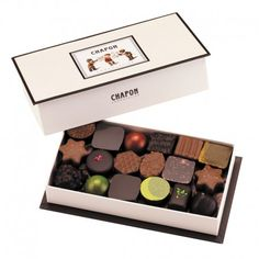 Box Elegance of 36 chocolates