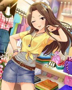 Idolmaster, Cinderella Girls, Chinami
