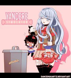 Yandere Simulator - E X P E L L E D - by DancerQuartz