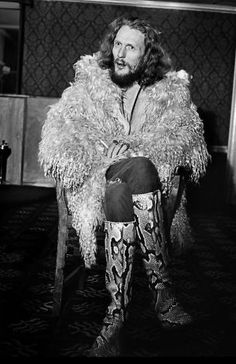 Famed drummer Ginger Baker, seen here in 1970, is the subject of a warts-and-all documentary.