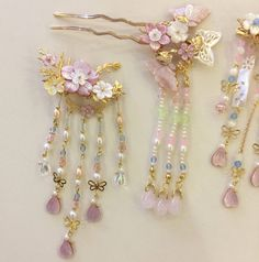 Hair Jewelry, Bridal Jewelry, Women Jewelry, Asian Hair Pin, Wedding Accessories, Jewelry Accessories, Unusual Jewelry, Crown Hairstyles, Hair Sticks