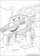 Cars coloring pages on Coloring-Book.info