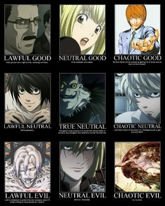 Bahaha xD Mello though... ~Death Note///// yo I don't agree stop saying Mel is evil he's a good cupcake , a bit spicy but good