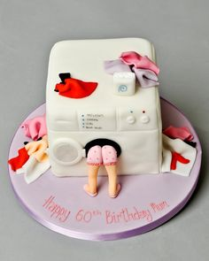 Cake Themes for Women | Gallery of: Beautiful Birthday Cake Designs for Women