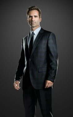 """Nestor Carbonell, LOST, Richard Alpert.  Now playing the Sheriff on """"The Bates Motel"""""""