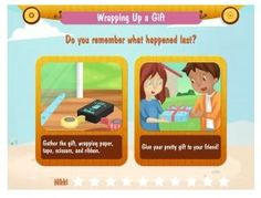 App Review:  Go Sequencing - app by SmartyEars, review written by Nikki Heyman from Talking/Talk