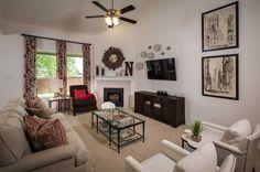 Horizon Homes Richmond Floor Plan Family Room