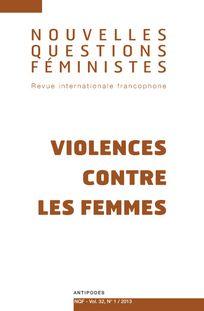 Violences contre les femmes / cordination du numéro Alice Debauche, Christelle Hamel http://encore.fama.us.es/iii/encore/record/C__Rb2590551?lang=spi