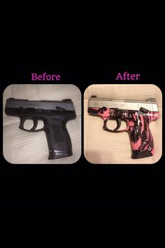 Check out Amarillo Hydrographics on Facebook and let them customize your gun!!