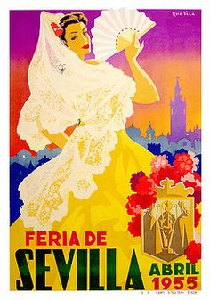Shop for sevilla art from the world's greatest living artists. All sevilla artwork ships within 48 hours and includes a money-back guarantee. Choose your favorite sevilla designs and purchase them as wall art, home decor, phone cases, tote bags, and more! A4 Poster, Retro Poster, Poster Vintage, Vintage Travel Posters, Poster Wall, Cadiz, Granada, Spanish Art, Cultural