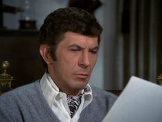 Mission impossible (1971) Leonard Nimoy joined the cast after Star Trek was cancelled.