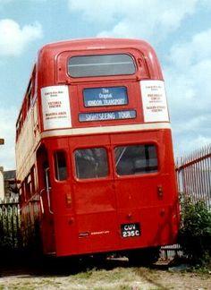 The Classic Irish Buses website - Routemaster history Rt Bus, Routemaster, Double Decker Bus, London Bus, London Transport, Busses, Coaches, Transportation, Irish