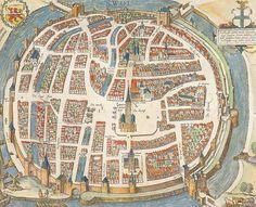 Zwolle, een belangrijke hanzestad in Overijssel