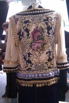 River Island's baroque cardigan