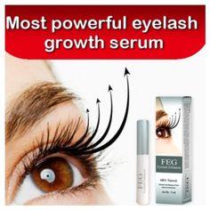 Nice FEG Eyelash Enhancer Growth Liquid/Serum