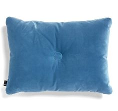 Dot Pute Velvet Soft Blue
