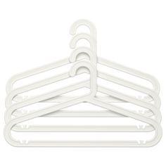 BAGIS Hanger, indoor/outdoor - white - IKEA $0.39