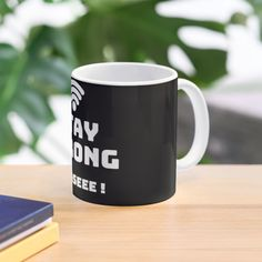 ceramic mug featuring wraparound print. Available in two shapes. I never asked to be the World's Best Boss Graphic T Shirts, Bioshock, Boku No Hero Academia, Chibi, Worlds Best Boss, Vegan Eggplant, Boss Mug, Male Nurse, Chiffon