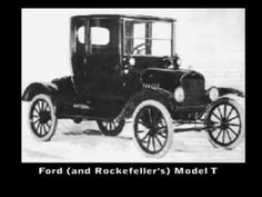 Nikola Tesla - 1st Electric Car in 1918 That Regenerate Electricity from the Earth