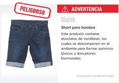 Blazek jean shorts   #Detox #Fashion