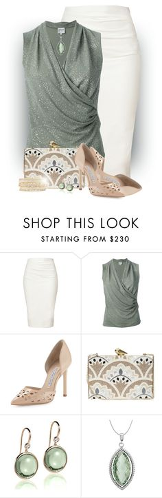 """""""Untitled #2313"""" by sherri-leger ❤ liked on Polyvore featuring Donna Karan, Armani Collezioni, Charles David, KOTUR, Goshwara, LoveBrightJewelry, Charlotte Russe, women's clothing, women and female"""