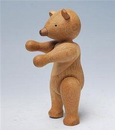 Kay Bojesen, Toy Bear, 1952