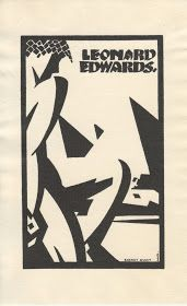 Confessions of a Bookplate Junkie: Art Deco Bookplates